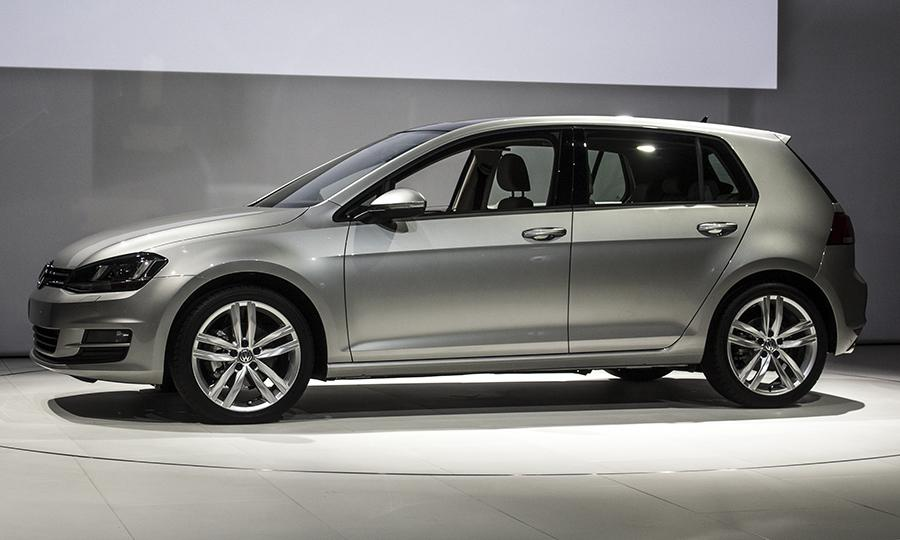 2015 Model Volkswagen Golf