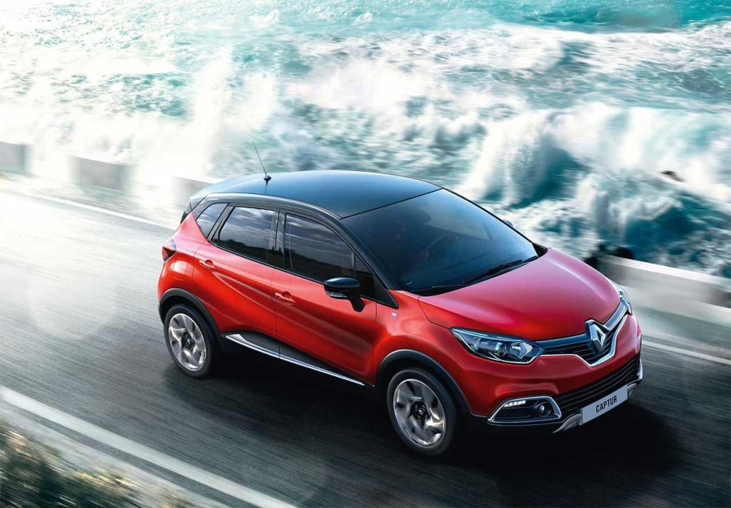 2015 Renault Captur Fiyatları