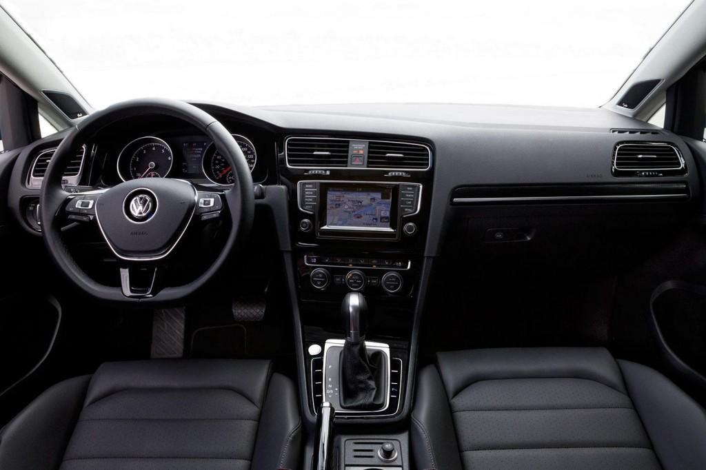 2015 Volkswagen Golf İç Tasarım