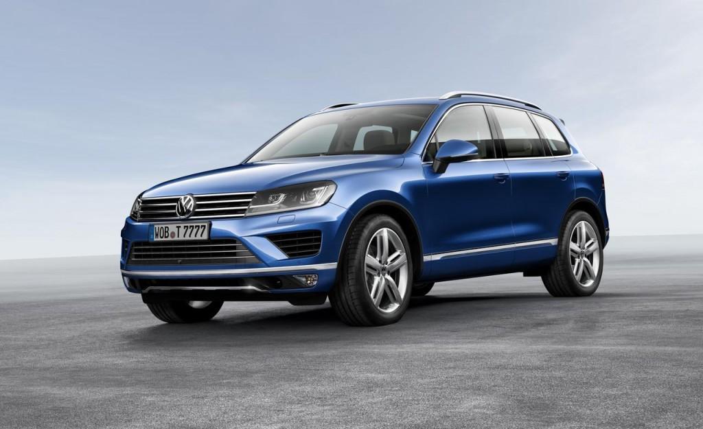 2015 Volkswagen Tiguan Kampanyası