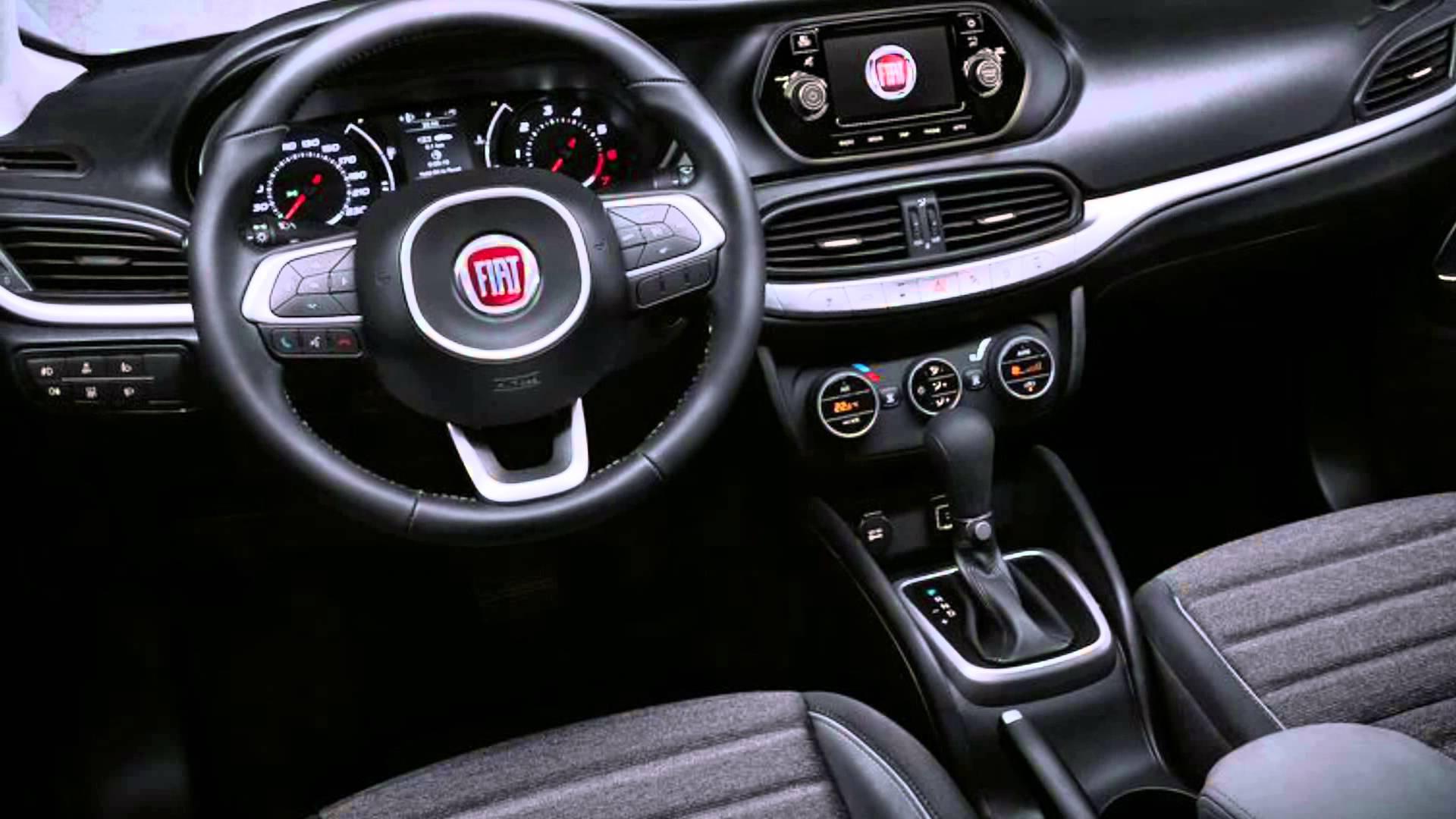 2016 Fiat Egea İç Tasarım - Uygun Taşıt