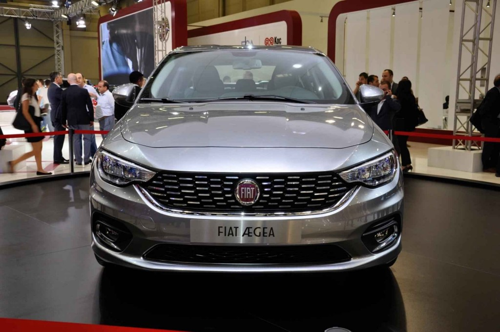 2016 Model Fiat Egea