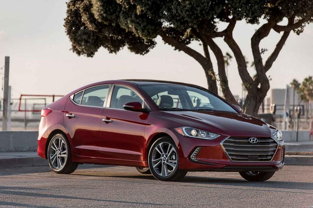 2017 Hyundai Elantra Motor Seçenekleri