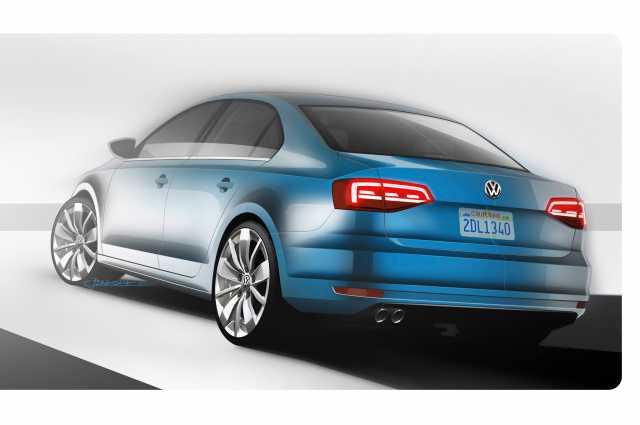 D Segmenti Volkswagen Jetta