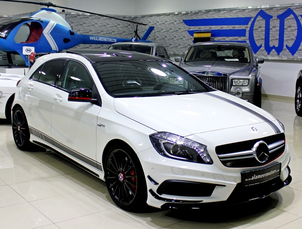 Mercedes A45 AMG 4Matic