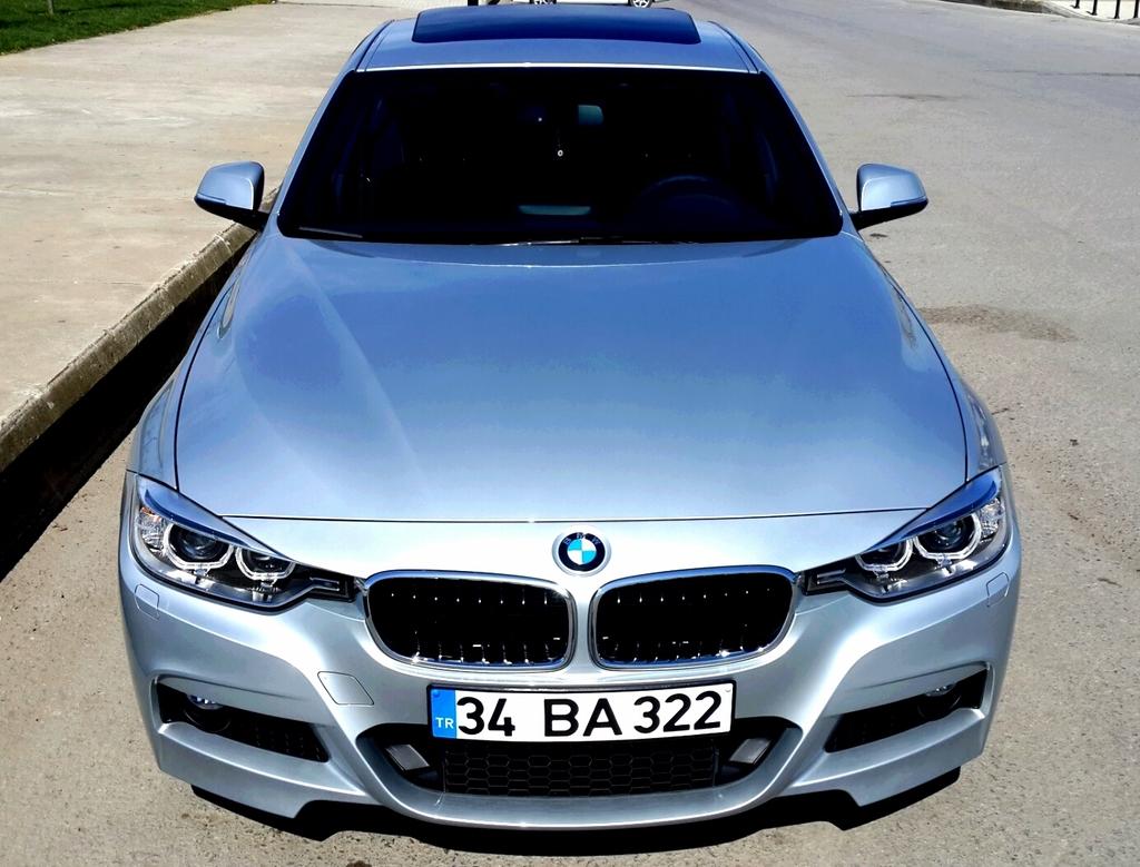 2015 BMW 3.20i Fiyatları