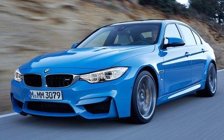 2015 BMW 3.20i Sedan