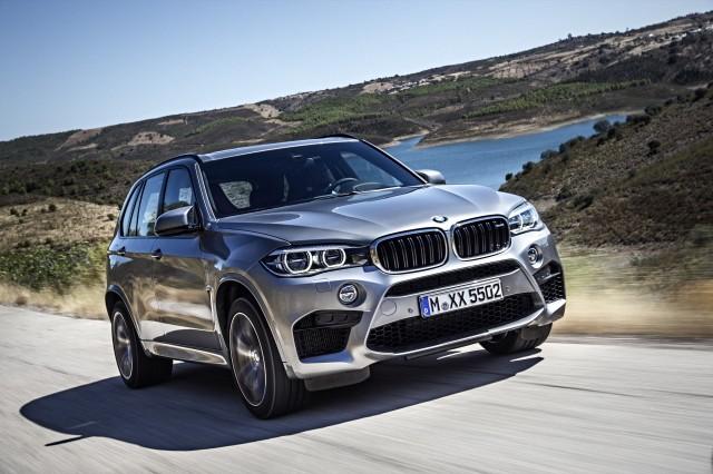 2015 BMW X5 Kampanyası