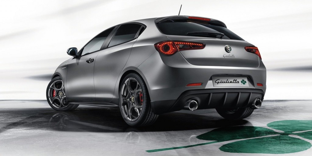 2015 Model Alfa Romeo Giulietta
