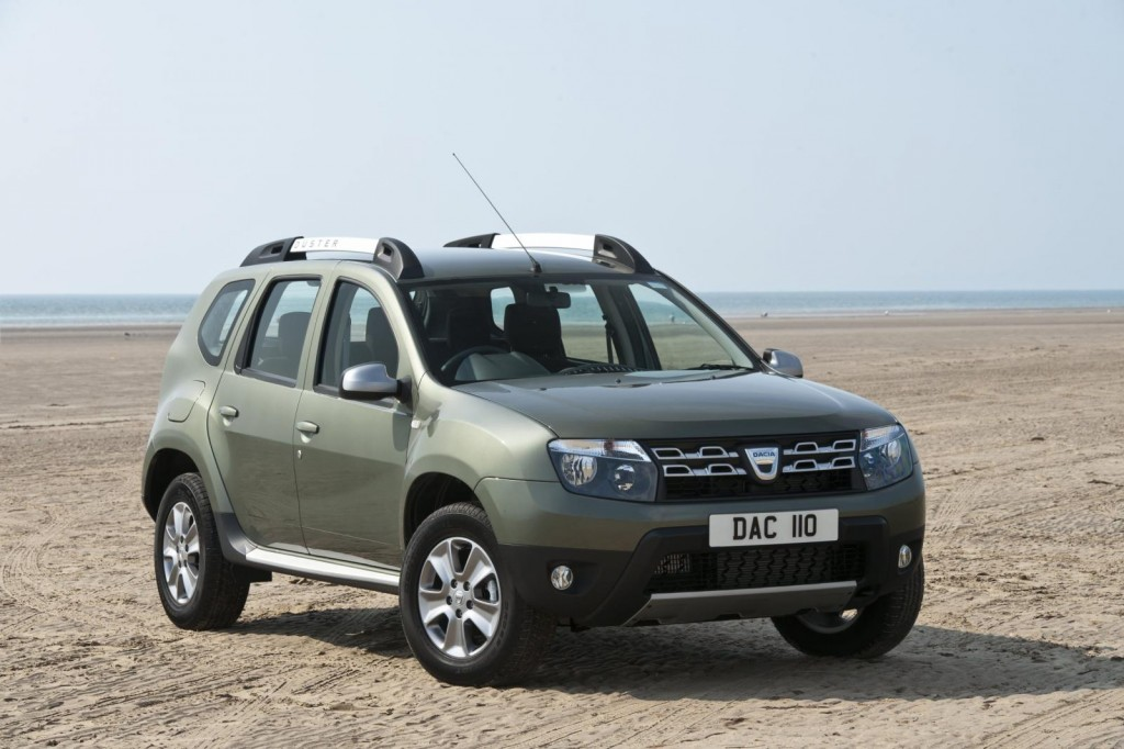 2015 Model Dacia Duster Finansman Desteği
