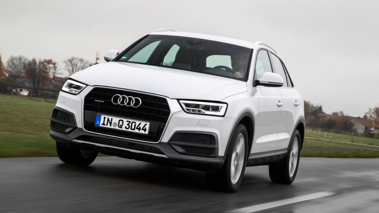 2016 Audi Q3 Renk Seçenekleri