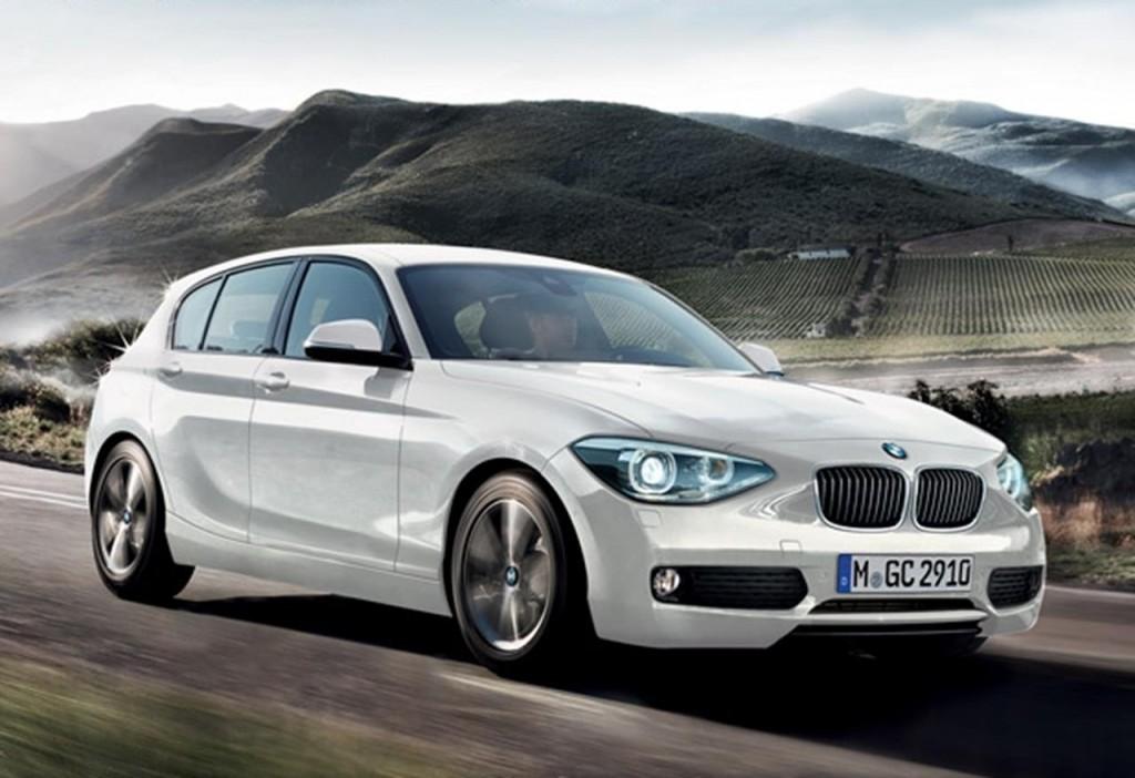 2016 BMW 1.16d Fiyatları
