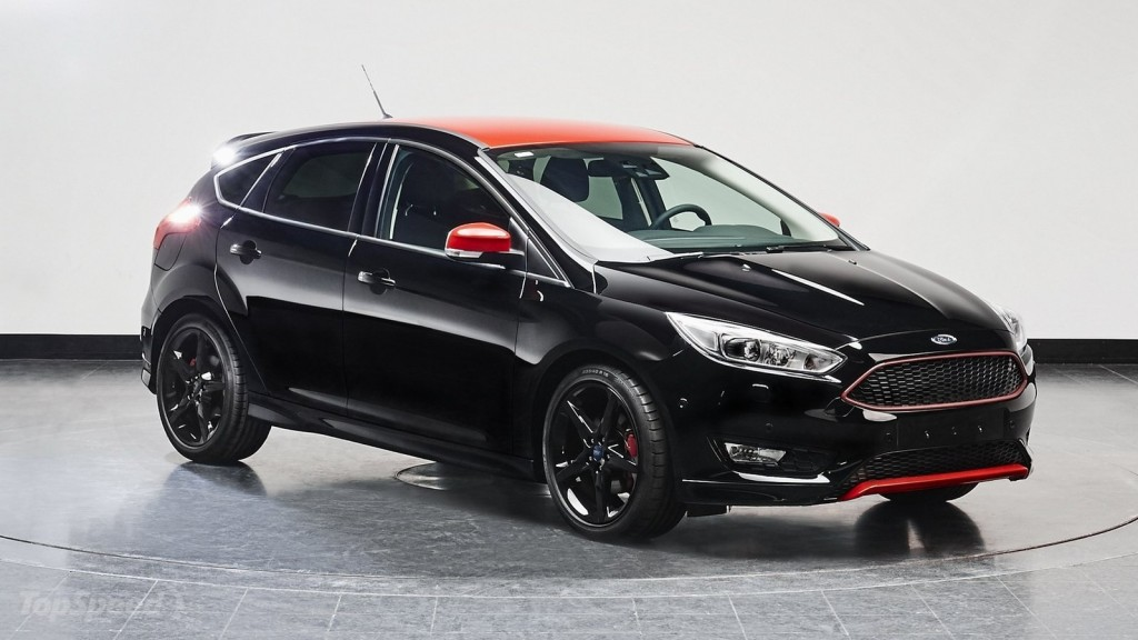 2016 Ford Focus Black Edition Özellikleri