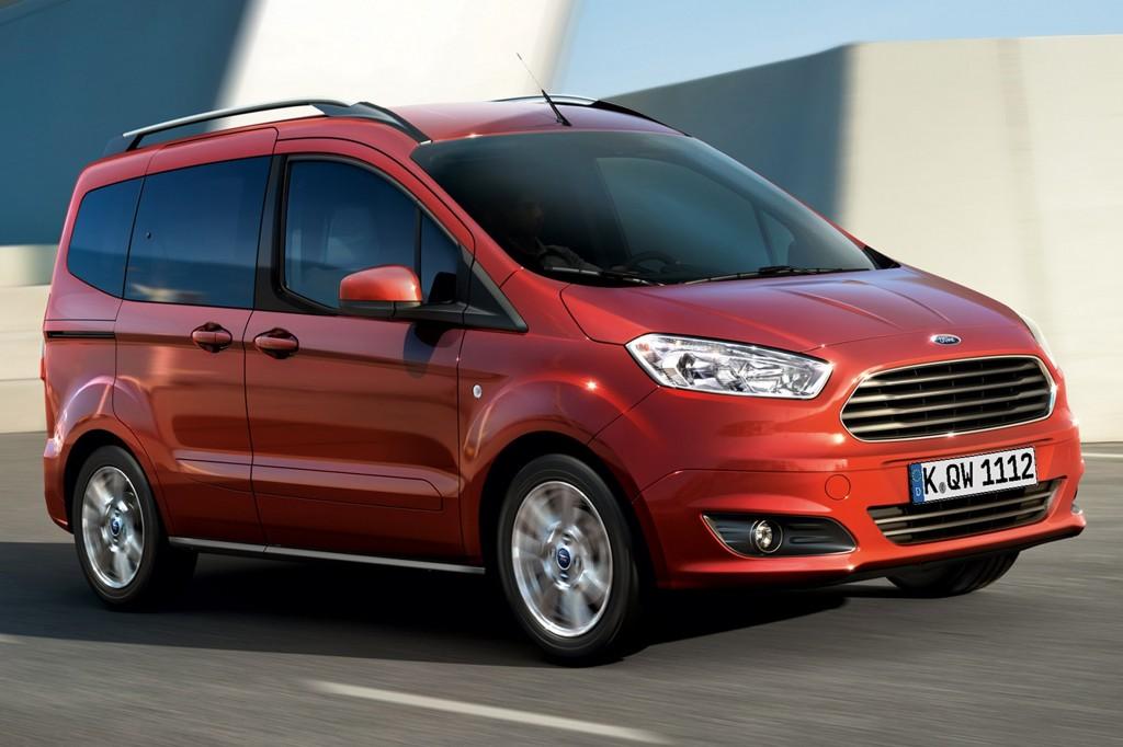 2016 Ford Transit Courier Renk Seçenekleri