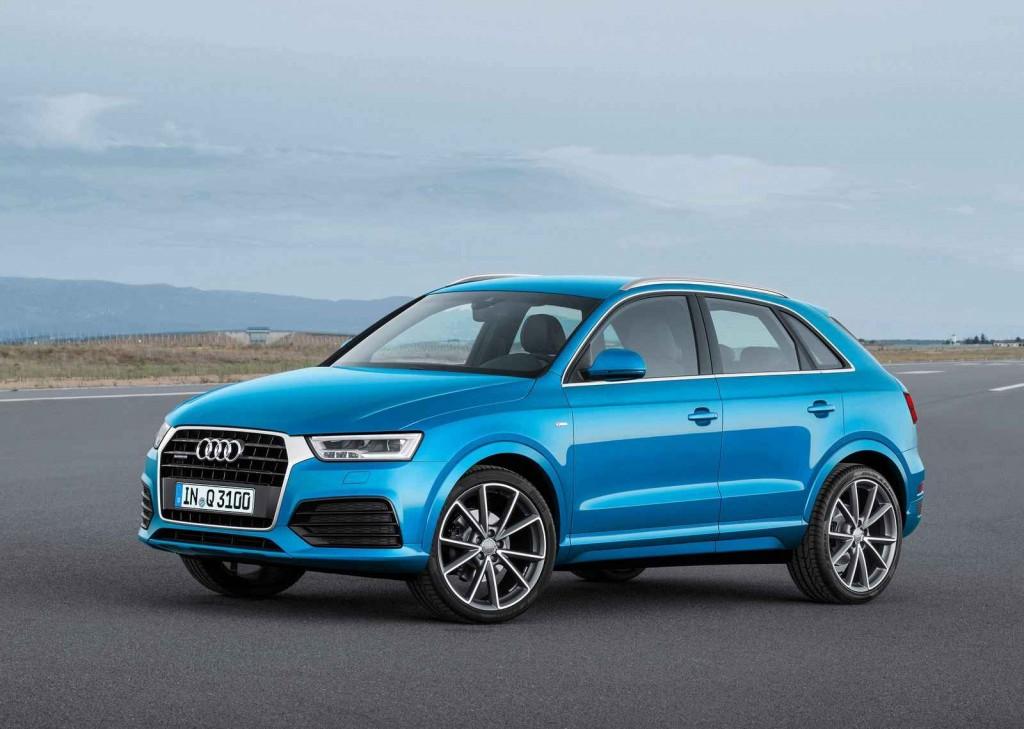 2016 Model Audi Q3