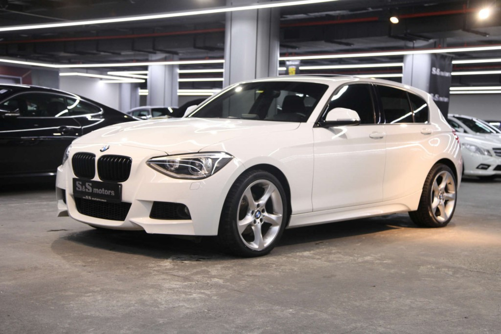 2016 Model BMW 1.18i