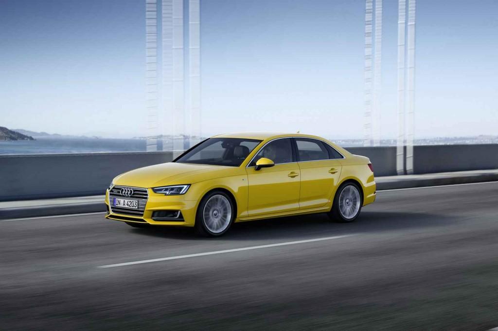 2016 Model Yeni Audi A4