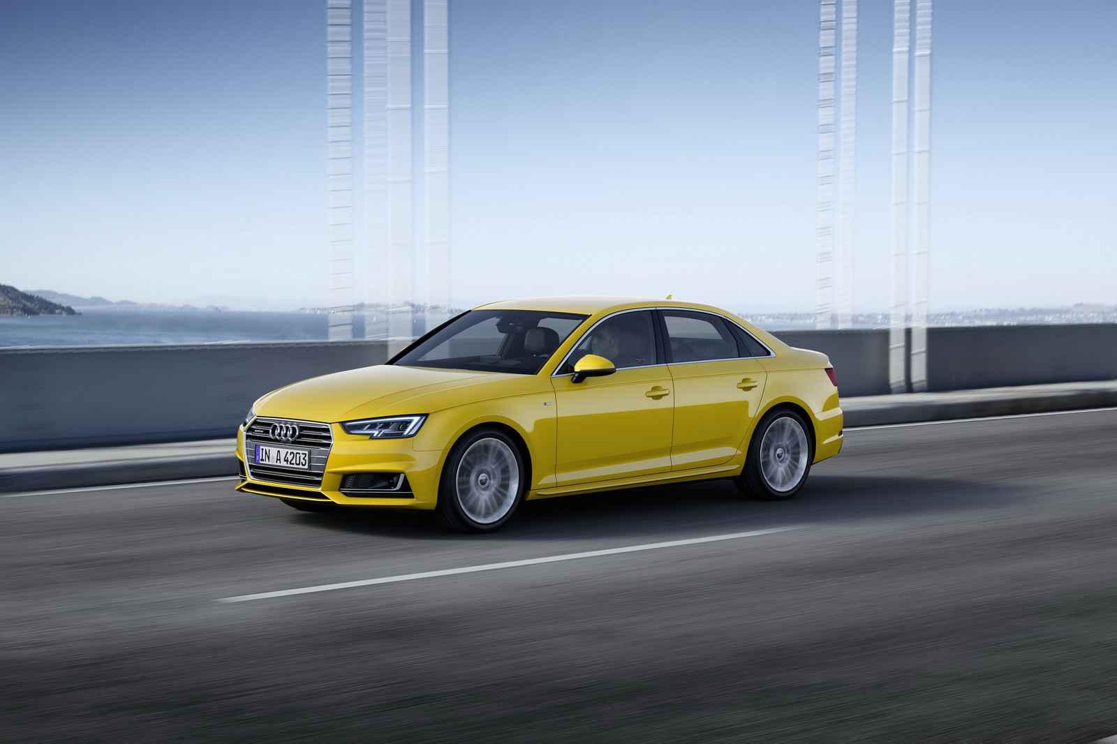 2016 Model Yeni Audi A4 - Uygun Taşıt