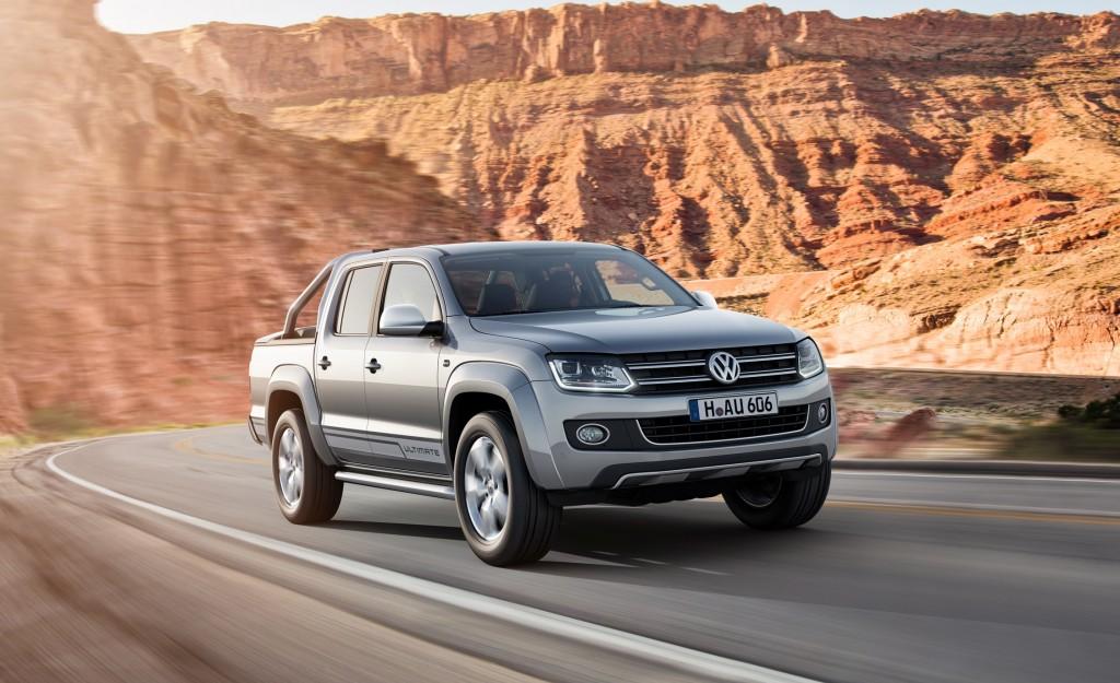 2016 Volkswagen Amarok Renk Seçenekleri