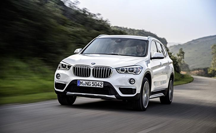 Crossover Segmenti BMW X1