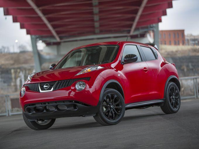 Nissan Juke Finansman Desteği