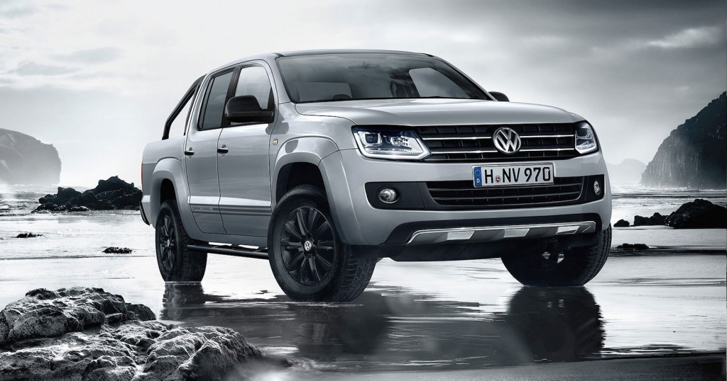 Pick-Up Volkswagen Amarok