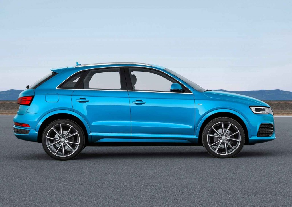 SUV Segmenti Audi Q3