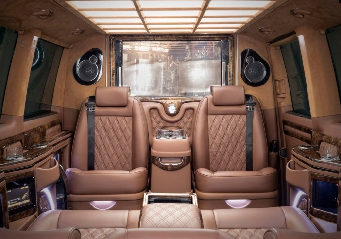 volkswagen caravelle modifiye