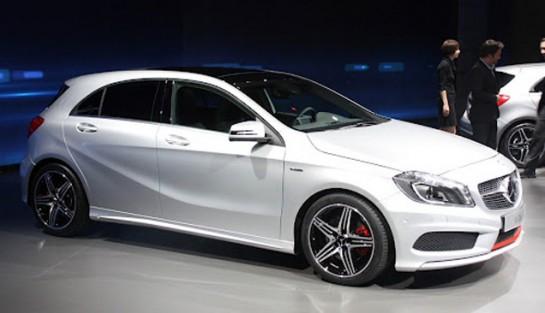 2015 Mercedes A180