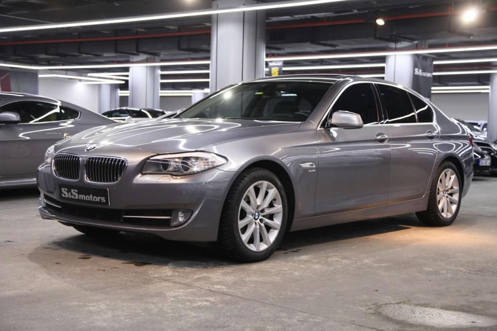 2016 BMW 5.35d Xdrive