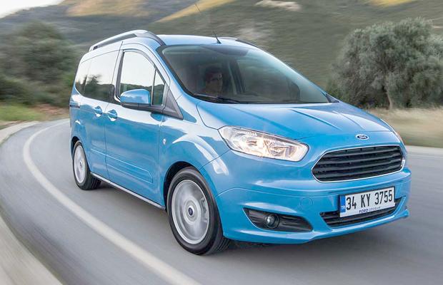 2016 Ford Tourneo Courier Kampanyası