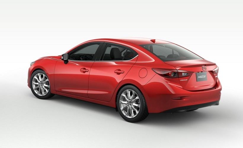 2016 Mazda 3 Sedan Renk Seçenekleri