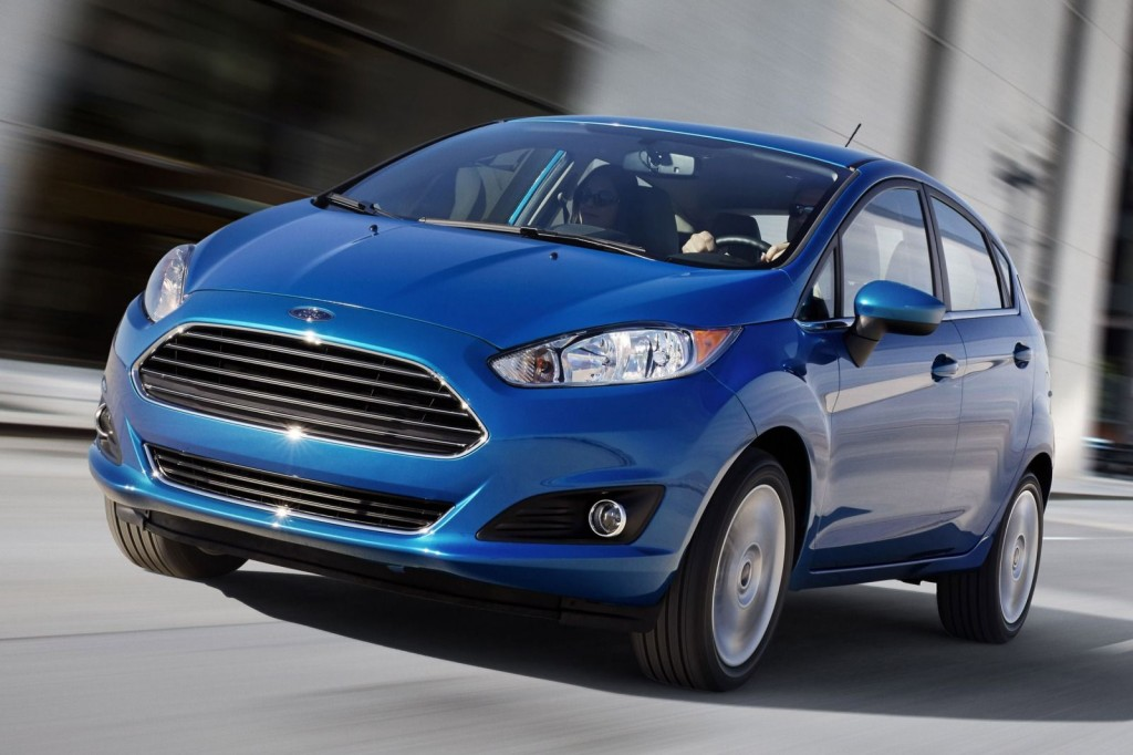 2016 Model Ford Fiesta