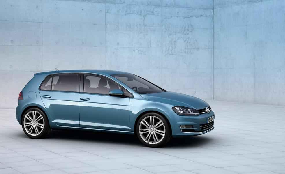 2016 Model Volkswagen Golf