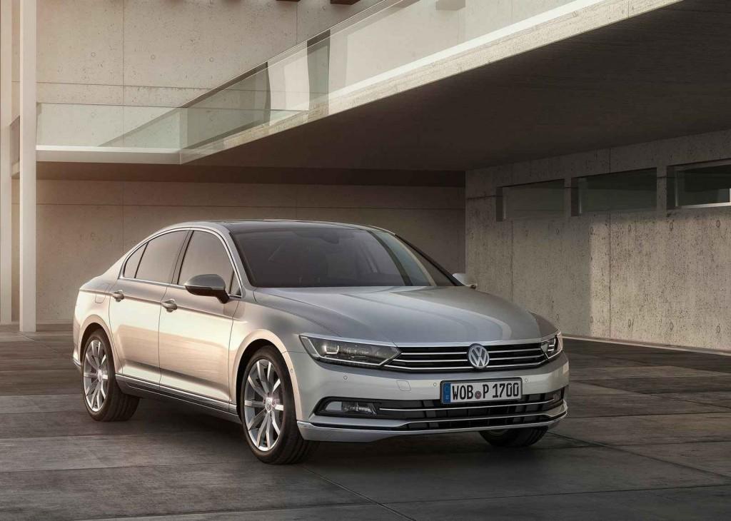 2016 Model Volkswagen Passat