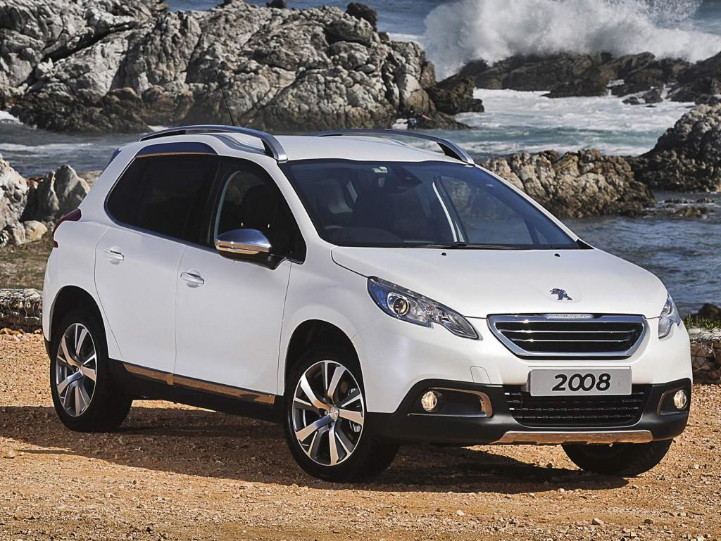2016 Peugeot 2008 Fiyatları