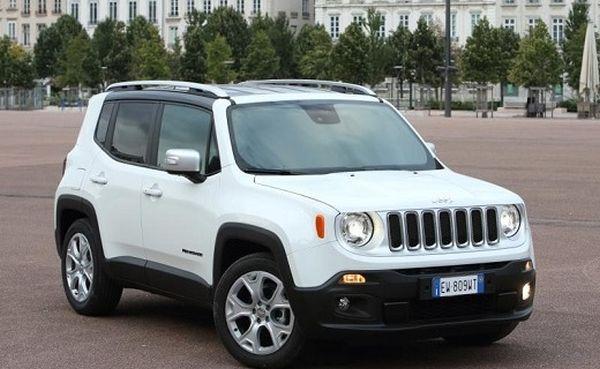 SUV Segmenti Jeep Renegade