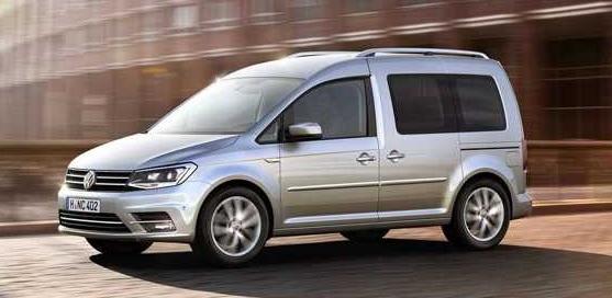 Volkswagen Caddy Comfortline 2016 Fiyatlari