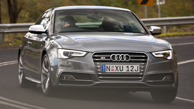 2016 Audi A5 Renk Seçenekleri