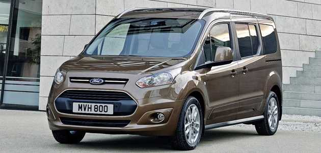 2016 Ford Tourneo Connect Fırsatları