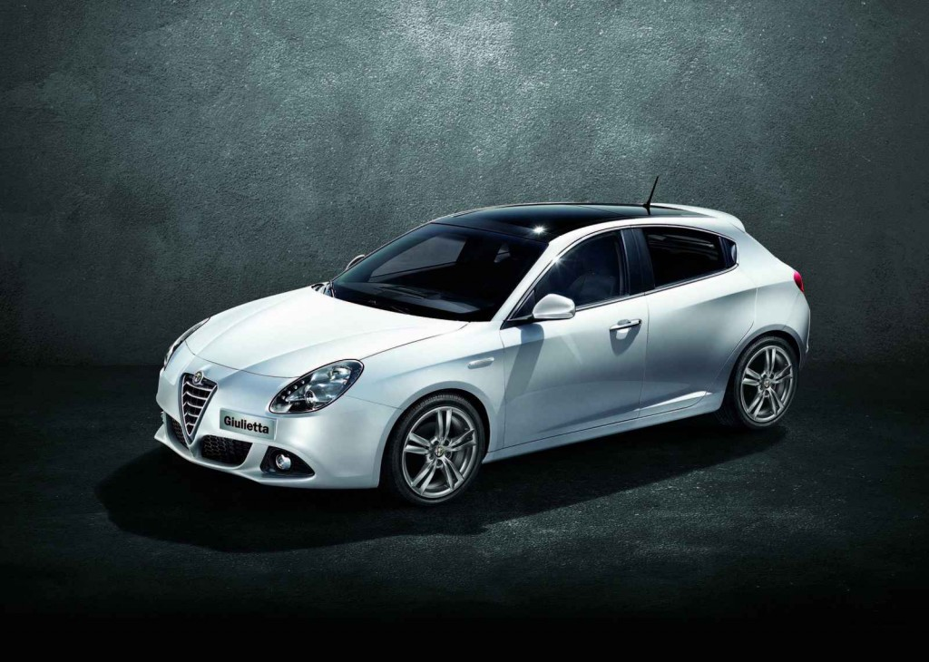 2016 Model Alfa Romeo Giulietta