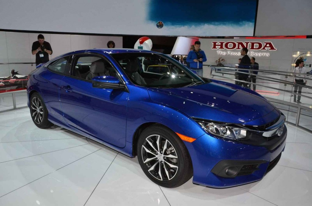 2016 Model Honda Civic