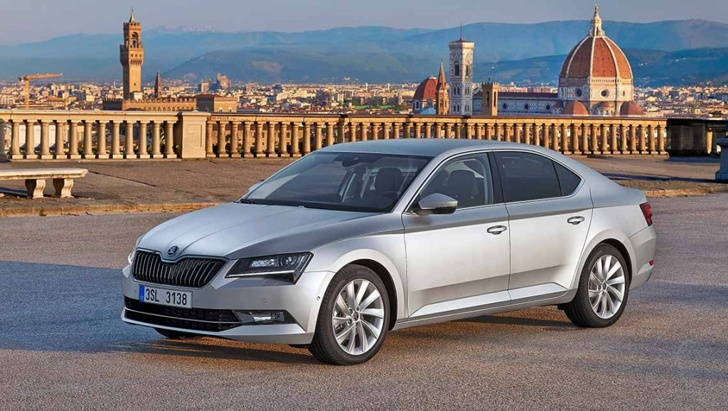 2016 Model Skoda Superb Fırsatı