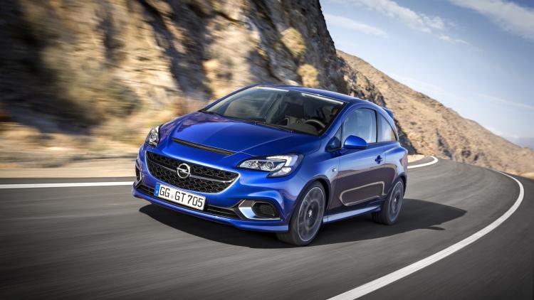 2016 Opel Corsa Renk Seçenekleri