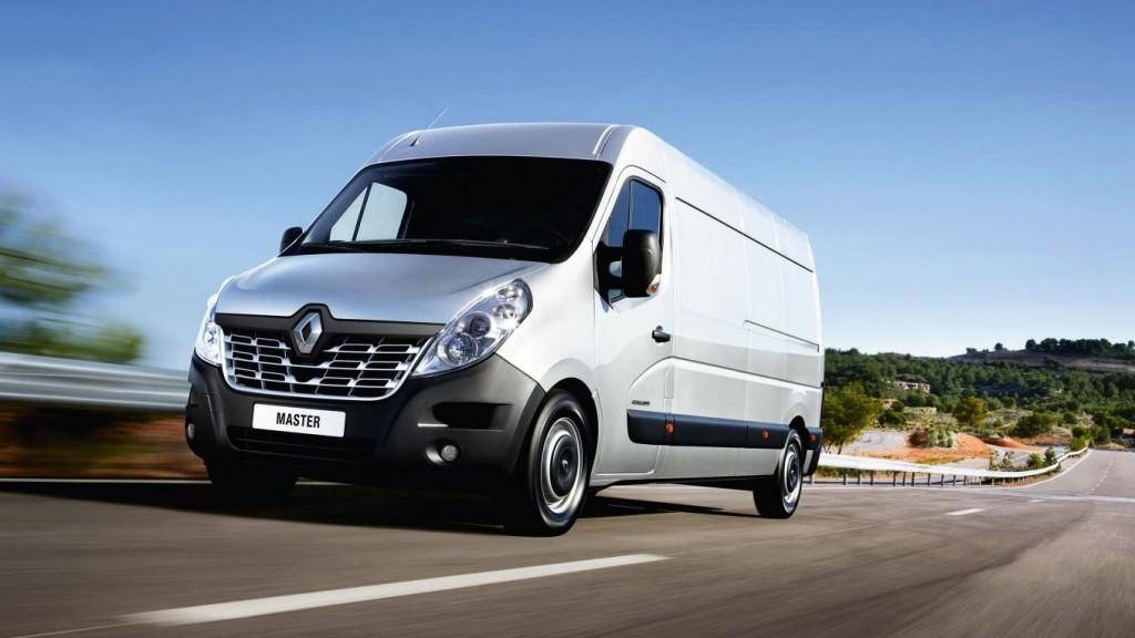 2016 Renault Master Fırsatları