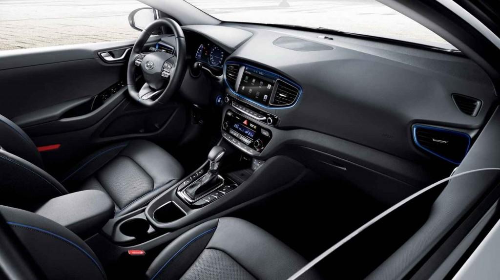 2017 Hyundai IONIQ İç Tasarım