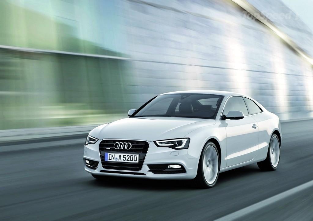 D Segmenti Audi A5