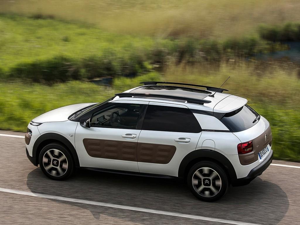SUV Segmenti Citroen C4 Cactus
