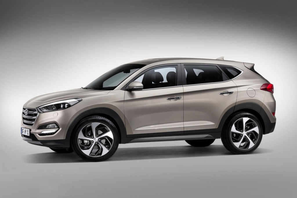 SUV Segmenti Hyundai Tucson