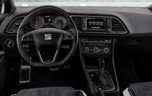 2016 Seat Leon Cupra 290 İç Tasarım